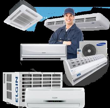 Instalação, Manutenção Preventiva e Corretiva em Ar Condicionado