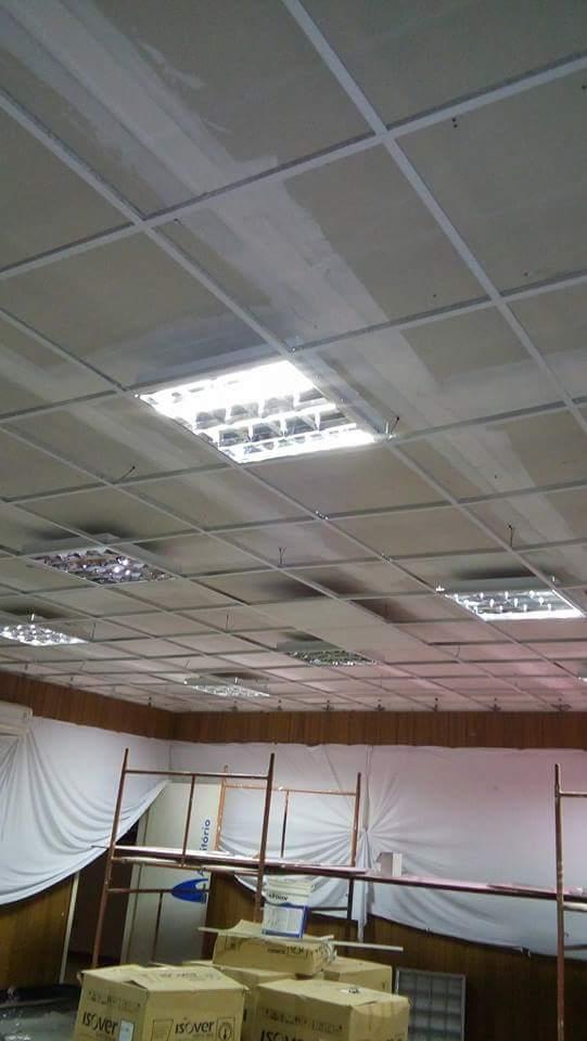 Iluminação de Teto em Fortaleza - CE