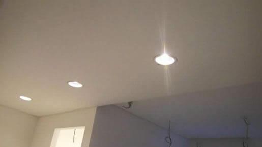 Iluminação de Teto Fortaleza – CE