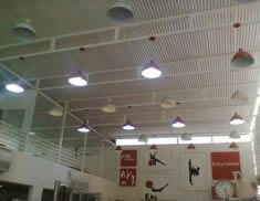 Iluminação de Teto na Região Metropolitana de Fortaleza